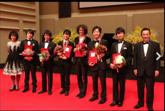 【スタッフブログ】西尾「浜松国際ピアノコンクール」